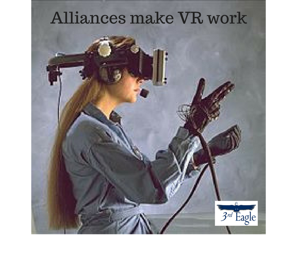 Alliances emerging VR