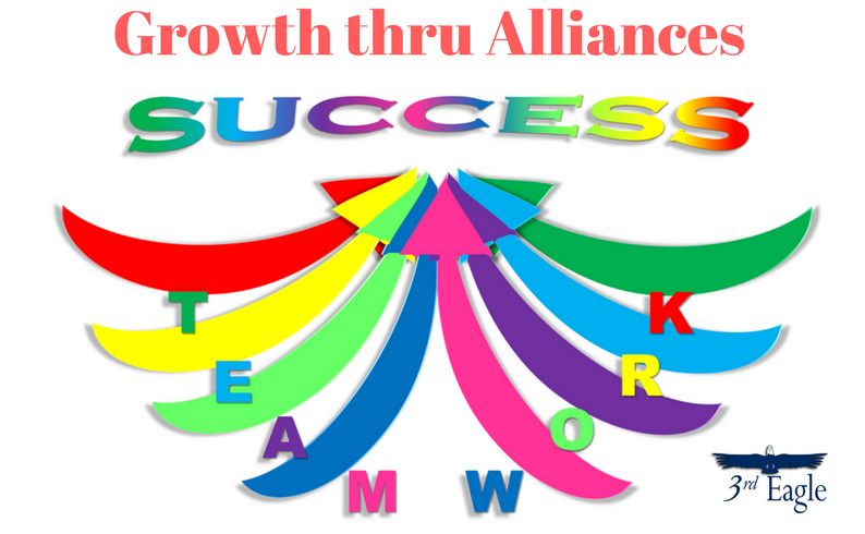 Strategic Alliances Provide Growth